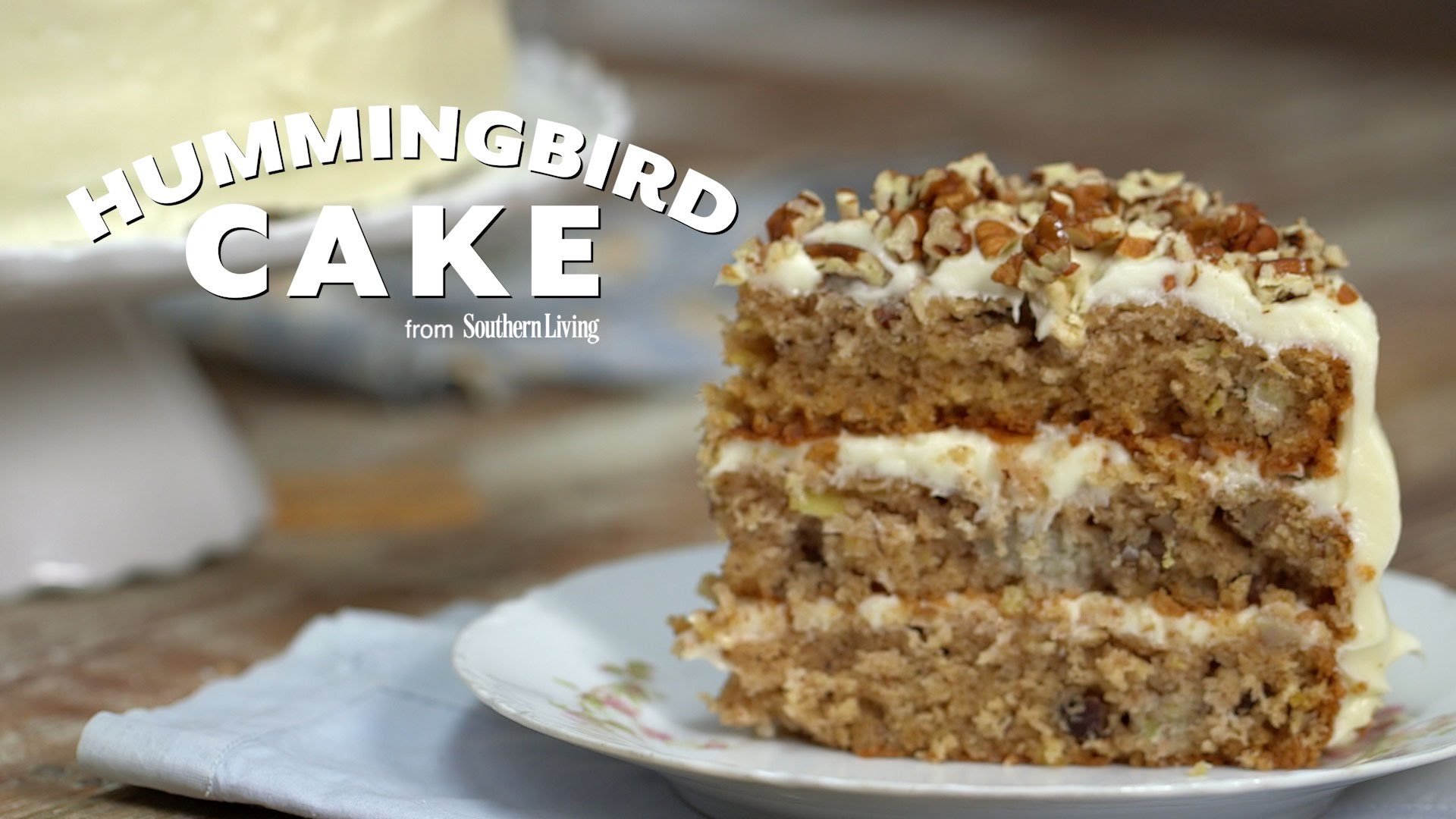 Tasty Treats We Love Hummingbird Cake Momentum Vacations